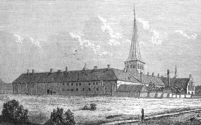 Antvorskov Klosterruin