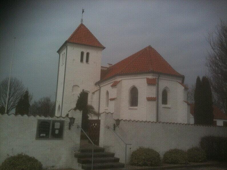 Ting Jellinge Kirke